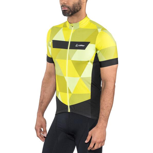 Löffler Metric Bike Trikot Full-Zip Herren