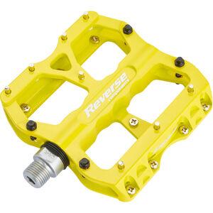 Reverse Escape Pedals gelb gelb