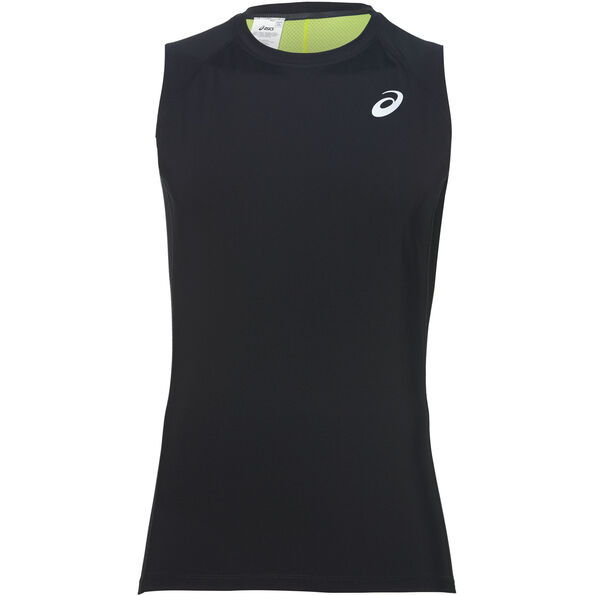 asics Base Layer Tank Top Men Performance Black