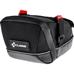 Cube Pro Satteltasche L black black