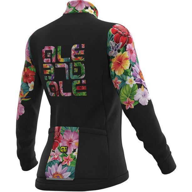 Alé Cycling Solid Alé Lab Flowers Jersey Damen black