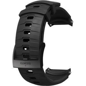 Suunto Explr 3 Silicone Strap stealth/black stealth/black