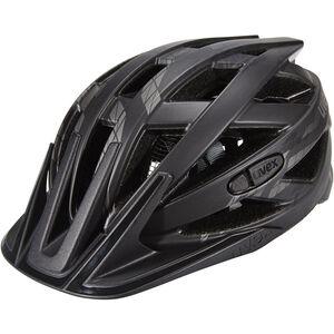 UVEX I-VO CC Helmet black-smoke mat black-smoke mat