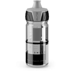 Elite Crystal Ombra Fume' Trinkflasche 550ml grau