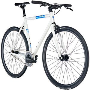 FIXIE Inc. Floater white blue white blue