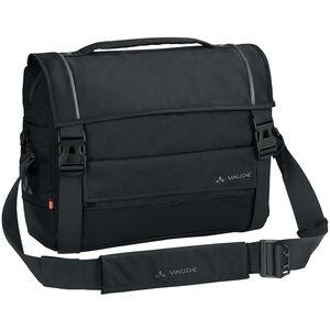 VAUDE Cyclist Messenger Bag L black black