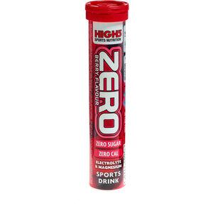 High5 Electrolyte Drink Zero Red Fruits 20 Tabs bei fahrrad.de Online
