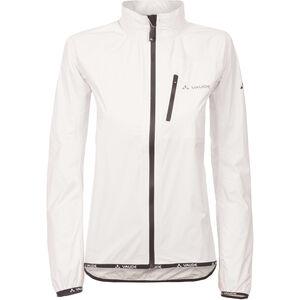 VAUDE Drop III Jacket Damen white white