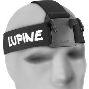 Lupine Betty R Stirnband schwarz bei fahrrad.de Online