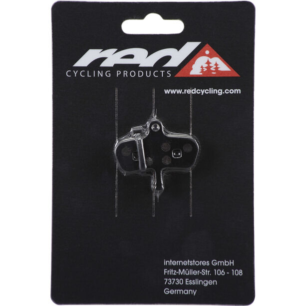 Red Cycling Products Avid Code/Code 5 Scheibenbremsbeläge semi-metal