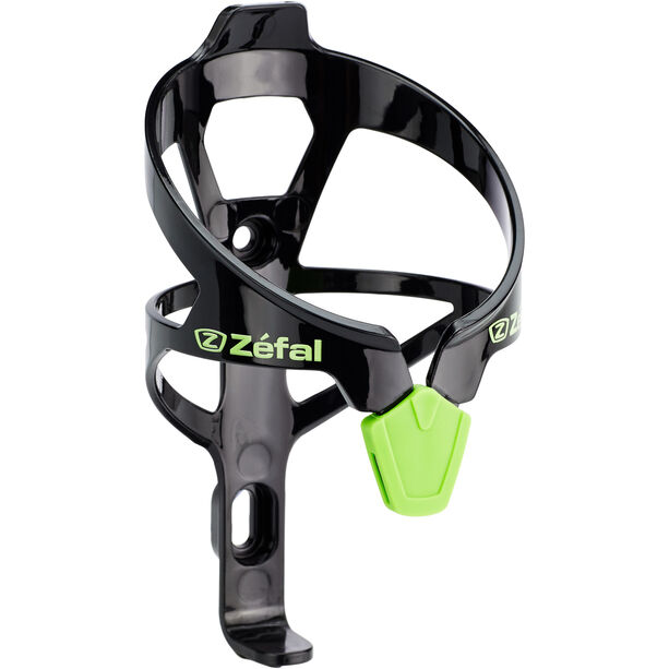 Zefal Pulse A2 Flaschenhalter schwarz/grün