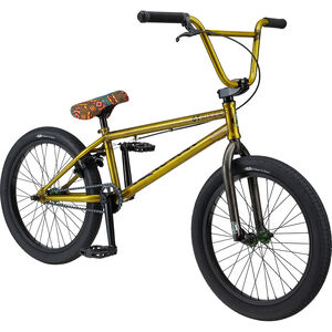"GT Bicycles Performer 20"" glossy translucent yellow glossy translucent yellow"