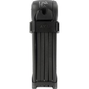 Axa Fold Faltschloss 85cm schwarz schwarz