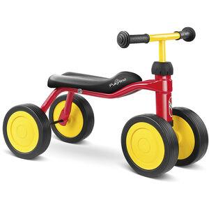 Puky PUKYlino Laufrad rot bei fahrrad.de Online