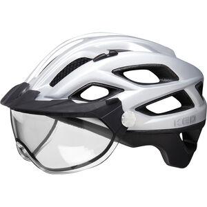 KED Covis Lite Helm silver black matt silver black matt