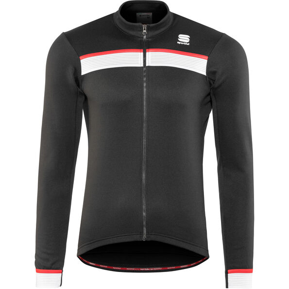 Sportful Pista Thermal LS Jersey Men black