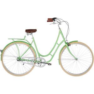 Viva Bikes Juliett Entry Damen light green