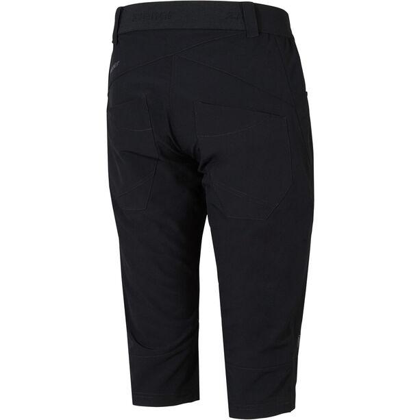 Ziener Nioba 3/4 Hose Damen black
