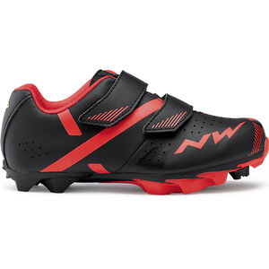 Northwave Hammer 2 Shoes Kinder black/red black/red