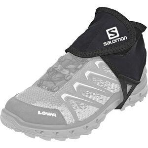 Salomon Trail Low Gaiters black