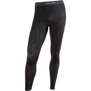 UYN Running Alpha OW Long Pants Men charcoal/black charcoal/black