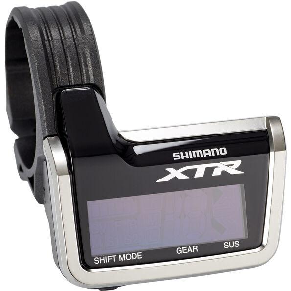 Shimano XTR Di2 SC-M9051 Informations-Display