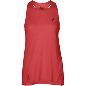 asics Cool Tank Damen flash coral flash coral