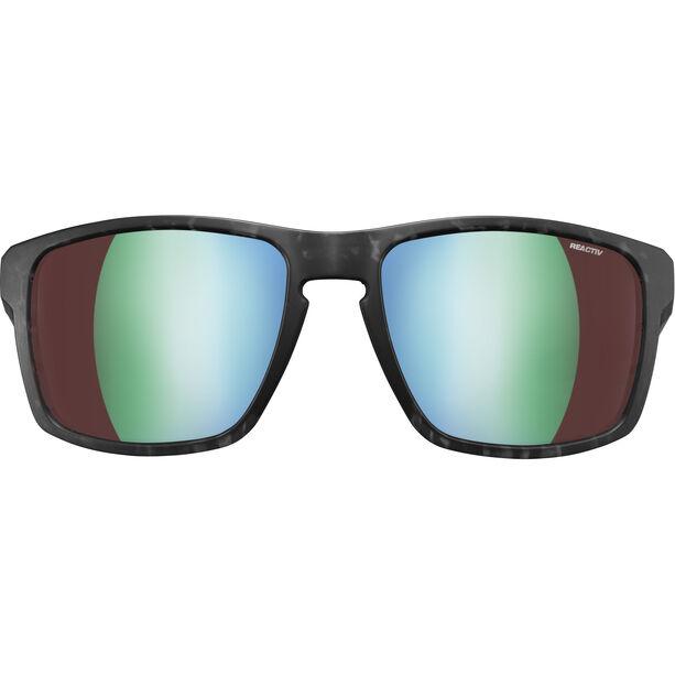 Julbo Stream All Around Sonnenbrille Herren grey/black/multilayer green
