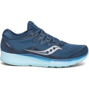 saucony Ride ISO 2 Shoes Women blue/aqua blue/aqua