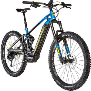 Mondraker Crafty R+ black/blue black/blue