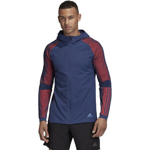 adidas PHX II Jacke Herren tech indigo/solar red tech indigo/solar red