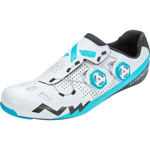 Northwave Extreme Pro Shoes Herren white/blue white/blue