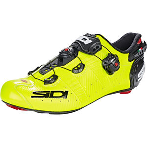 Sidi Wire 2 Carbon Shoes Herren yellow fluo/black yellow fluo/black