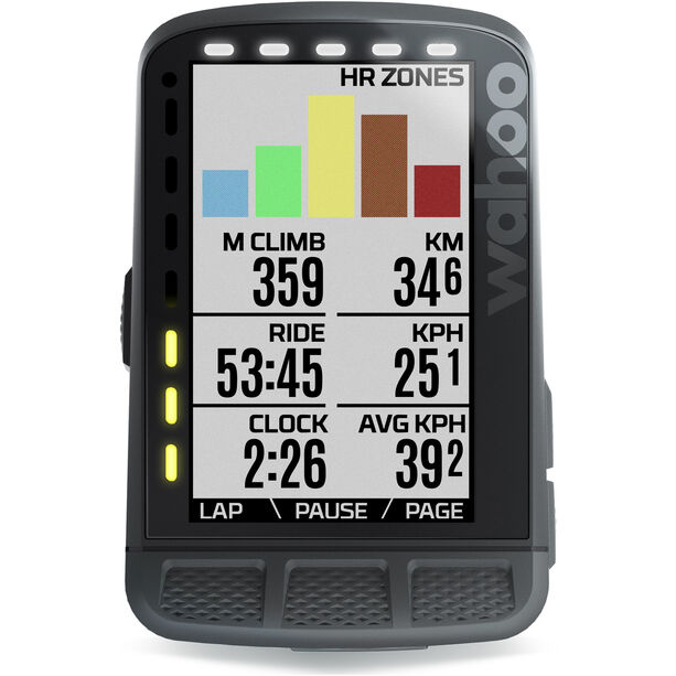 Wahoo Fitness ELEMNT Roam GPS Fahrradcomputer black