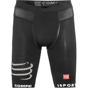 Compressport Running Shorts Unisex Black bei fahrrad.de Online