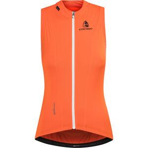 Etxeondo Entzuna Sleeveless Jersey Women Orange bei fahrrad.de Online