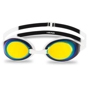 Head HCB Comp Mirrored Goggles white-black-smoke white-black-smoke