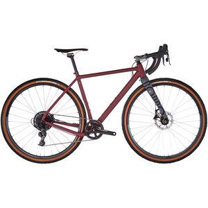 RONDO Ruut AL Gravel Plus burgundy bei fahrrad.de Online