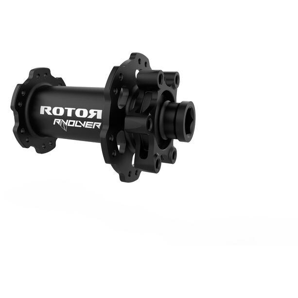 Rotor R-Volver Vorderradnabe 12x100mm Disc Schnellspanner black