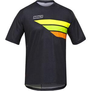 Bioracer Enduro Shirt Herren black-fluo yellow black-fluo yellow