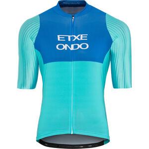 Etxeondo On Aero SS Jersey Herren blue blue