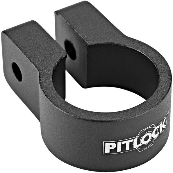 Pitlock Sattelklemme schwarz schwarz