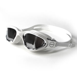 Zone3 Vapour Schwimmbrille Polarized polarized lens-white/silver polarized lens-white/silver