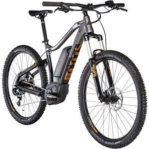 HAIBIKE SDURO HardSeven 6.0 schwarz/titan/bronze bei fahrrad.de Online