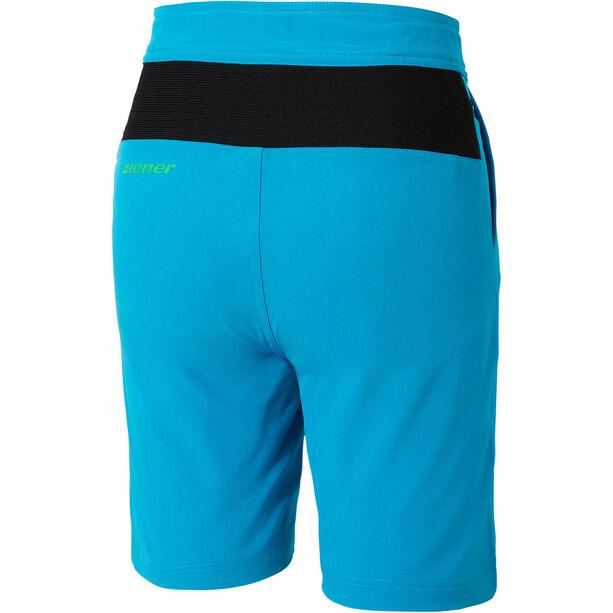 Ziener Congaree X-Function Shorts Kinder sea