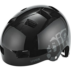 UVEX Kid 3 Helmet Kinder dirtbike black dirtbike black