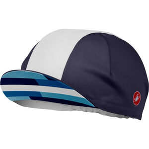 Castelli A Bloc Cap Herren dark steel blue dark steel blue
