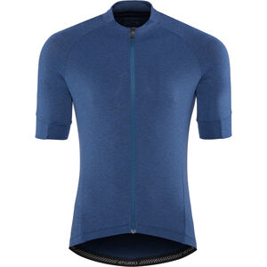 Giro New Road Jersey Herren midnight blue heather midnight blue heather