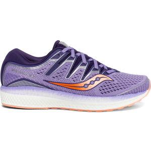 saucony Triumph ISO 5 Schuhe Damen purple/peach purple/peach