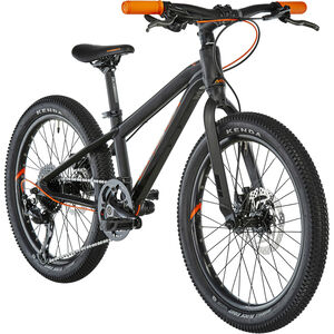 "ORBEA MX Team-Disc 20"" Kinder black/orange black/orange"